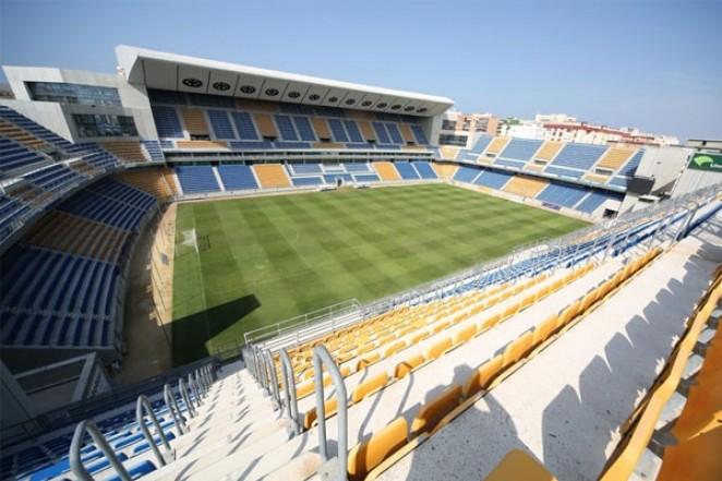 visitar Cádiz en noviembre estadio de futbol Ramon de Carranza